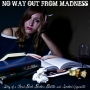 No way out from madness - Story of a read book, broken bottle an