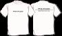T-Shirt White/Black