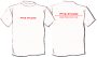 T-Shirt White/Red