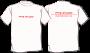 T-Shirt White/Red